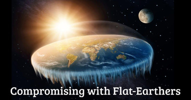 Dealing with Flat-Earthers